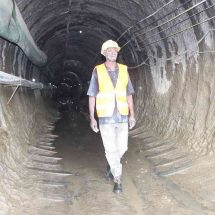 Murang'a Water Tunnel Raises Questions Which Need Answers