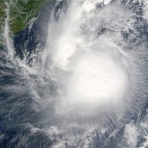 Severe storms threaten flooding in eastern India