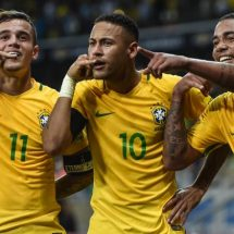 Brazil troll Argentina with 3-0 win