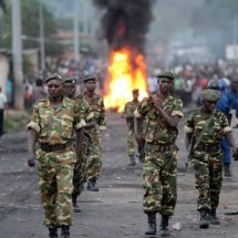 Burundi is at 'dangerous junction,' UN experts warn Government on citizens protection