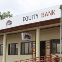 Thieves break in and steal cash from Equity Bank