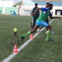 FIFA youth refereeing course for Somalia comes to an end