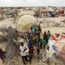 Thousands of Somali children displaced and out of school due to Galkayo fighting