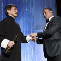 Jackie Chan finally lands Oscar award after 56 years