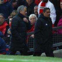 Mourinho send off to stand during West Ham match at Old Trafford