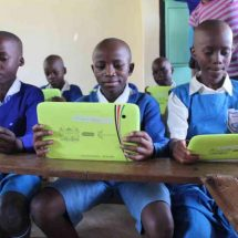 Children with special needs to get specially designed digital tablets