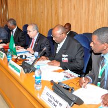 Africa Union PSC Concludes Field Mission to South Sudan