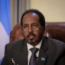 Somali journalists are our heroes, need protection – Somali President