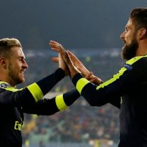 Wenger relieved as Gunners survive