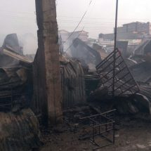 Properties worth millions consumed by fire, Ongata Rongai