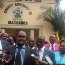 Over 40 MCAs sign governor impeachment motion