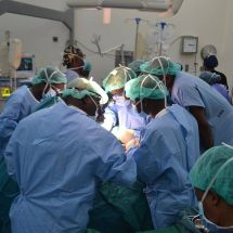 KNH surgeons successfully separate conjoined twins