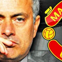 Mourinho reveals how long he will stay at Manchester United