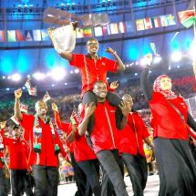 Money meant for Rio team embezzled by Kenyan officials