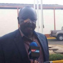 Isaac Ruto airlifted to Nairobi following injury during supporters confrontation