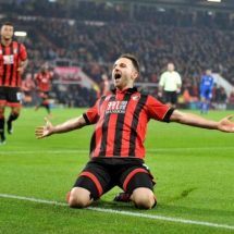 Bournemouth condemn Leicester to 8th premier league defeat