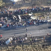 Naivasha tragedy death toll hits 43, admitted patient succumbs to injuries