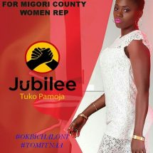 I am too young for politics, Akothee clears the sky