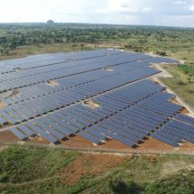 East Africa's Largest Solar Plant Starts Operations