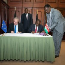 Kenya and the European Union strengthen their partnership