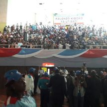 Wiper party hold its National Delegates Conference at Kasarani