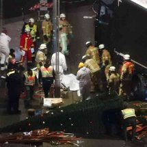 12 Dead, 50 Injured After Truck Rams Into Crowd