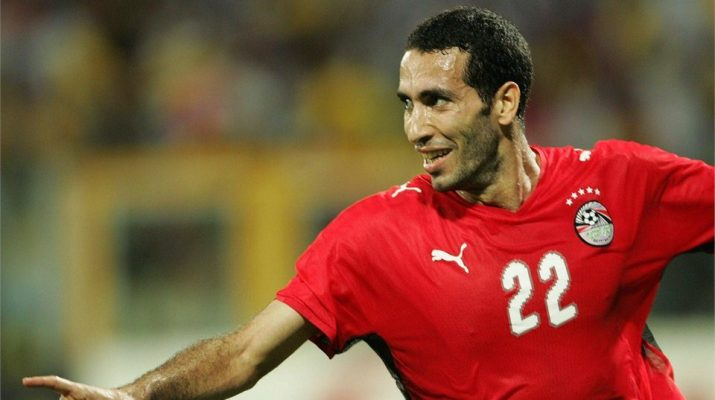 Image result for photos of ex-football star Mohamed Aboutrika
