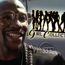 Floyd Mayweather launches new career