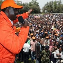 Raila cautions that things will be bad if elections are rigged