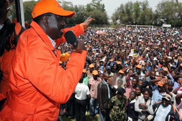 CORD leader has promised that Kenya will never be the same again if the election is rigged on August. He was backed by his deputy and the Mombasa county governor who said that things would be very bad if Jubilee rigged the coming General Election. Raila previously stated that he had received an intelligence report that Jubilee is registering Ugandans and Ethiopians to vote for Uhuru in 2017.  If the election is rigged in 2017, things will be so bad that Kenya as we know it will never be the same again.