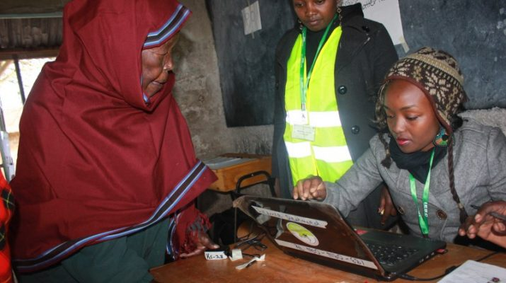 Voting to be done at Huduma Centre