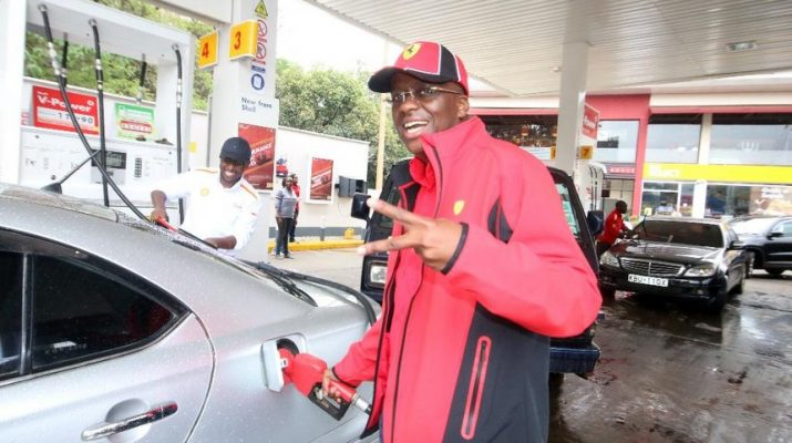 Consumers to meet higher crude prices, shilling's slide