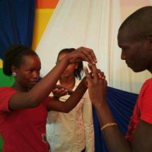 Couple hold cheapest wedding ceremony in the world, KSH 100