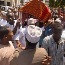 Prominent Mombasa businessman is laid to rest