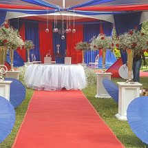 The Ksh 100 wedding magnified to magnificent ceremony on Valentine Day