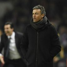 Luis Enrique takes responsibility for Barcelona's PSG humiliation