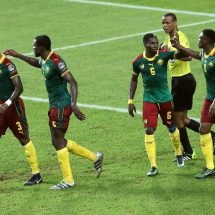 Camerron crowned AFCON Champions after beating Egypt 2-1