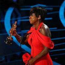 Viola Davis wins best supporting actress for her performance in 'Frence'