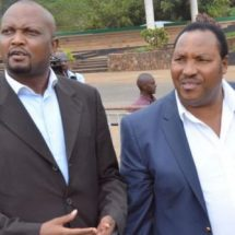MPs Kuria & Waititu cleared of incitement to violence charges