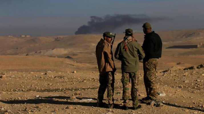 Iraqi forces push into ISIL-held southern Mosul
