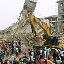 Technical institute building under construction collapses