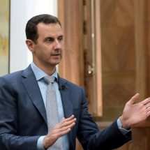Syrian President defends Trump travel ban