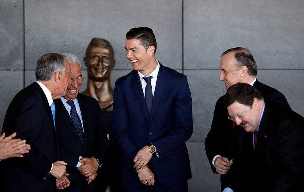 Airport named after ronaldo