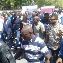 Fired up Joho records statement with police, confirms Kibera Thursday rally