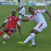 Kenya go down by one point in the latest Fifa Rankings
