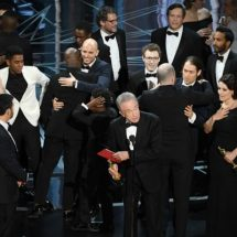 Two employees banned from Oscars awards ceremonies