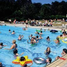 Amount of urine in swimming pool is wanting, study reveal