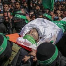 Gaza-Israel border shut after Mazen Faqha killing