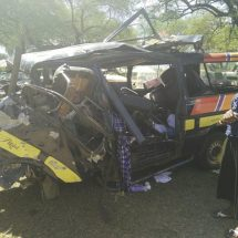 Death toll on incline in Kisii road crash leaving three dead