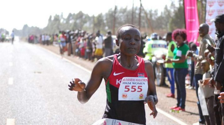 "Africa 10,000m bronze medallist Joyciline Jepkosgei will be taking a shot at the world half marathon record when she lines up at the Prague Half Marathon on Saturday.  Jepkosgei is seeking to lower the mark at the presence of current holder, compatriot Peris Jepchirchir, who is also the world half marathon champion.  Jepchirchir set the new world mark of 65.06 minutes at the Ras Al Khaimah Half Marathon last month, slashing three seconds off Florence Kiplagat's previous record.  Jepkosgei who finished third in a new personal best time of 66.08 minutes smashing her personal best by almost three minutes.  The athlete, who is under the special project - Adidas Run Czech Racing, is now bracing up for the onslaught.  ""I am going to Prague to attempt the world record if all the conditions will be favourable. Weather, especially, is the most important factor and if it will be good, I will try a record there,"" Jepkosgei who trains in Iten said.  She is only 1.02 minutes away from the world mark and with the proper training she has undertaken, Jepkosgei is no doubt a front runner in the race.  ""My training has been well and my target is that special time improvement in the race. It will be a tough competition but I will do my best,"" she added.  She will be facing the reigning champion Violah Jepchumba who holds the course record at 65.51 as well as the world 10km leader.  Former world youth 3000m champion Gladys Chesir is also on the ring.  Jepkosgei will be making her first appearance in the race although she was a second place finisher at the Birell Prague Grand Prix 10km with a personal record of 31:08, beaten only by Violah Jepchumba, who missed the world record by just three seconds in 30:24 minutes.  She made her international debut at the 2016 Mattoni Karlovy Vary Half Marathon before heading to the IAAF African Championships where she got a bronze medal in 10,000m.  She placed second to Chepchirchir at the Family Bank half marathon last year and went on to win the Marseille-Cassis half marathon.  She returned home last year for a victory at the Ziwa Farmers 10km Run. Born in Nandi County and coached by her husband Nicholas Koech, Jepkosgei has only been on the international stage for less than two years and her star is shining in each competition."